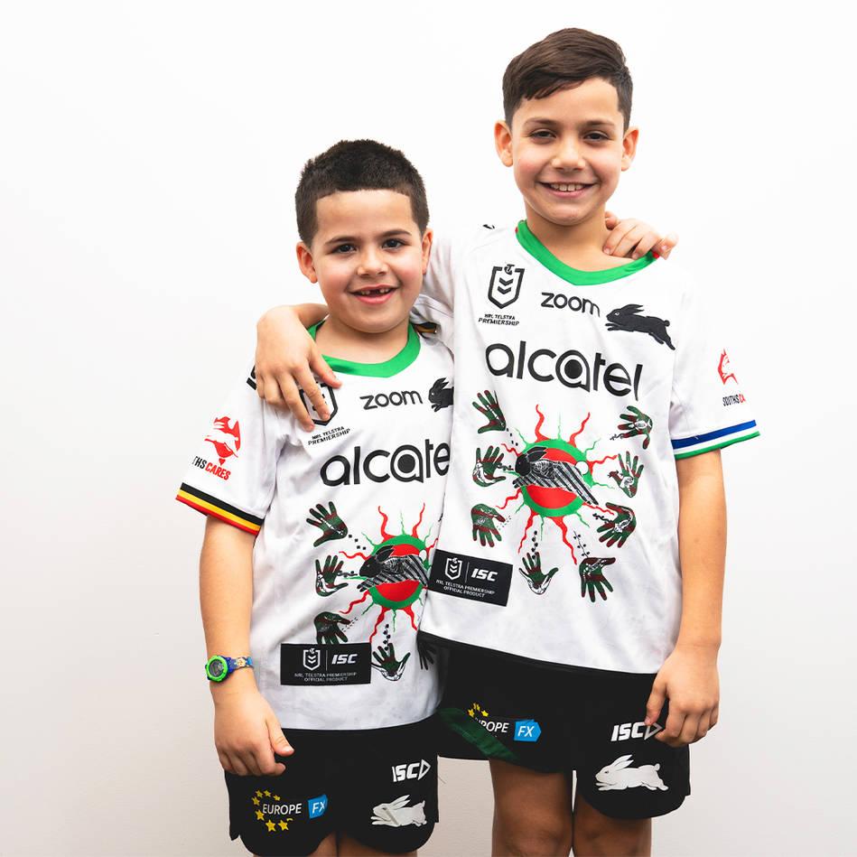 2020 Kids Indigenous Jersey2
