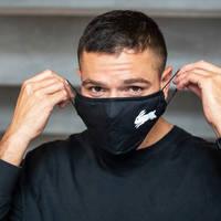 Black Rabbitohs Face Masks0