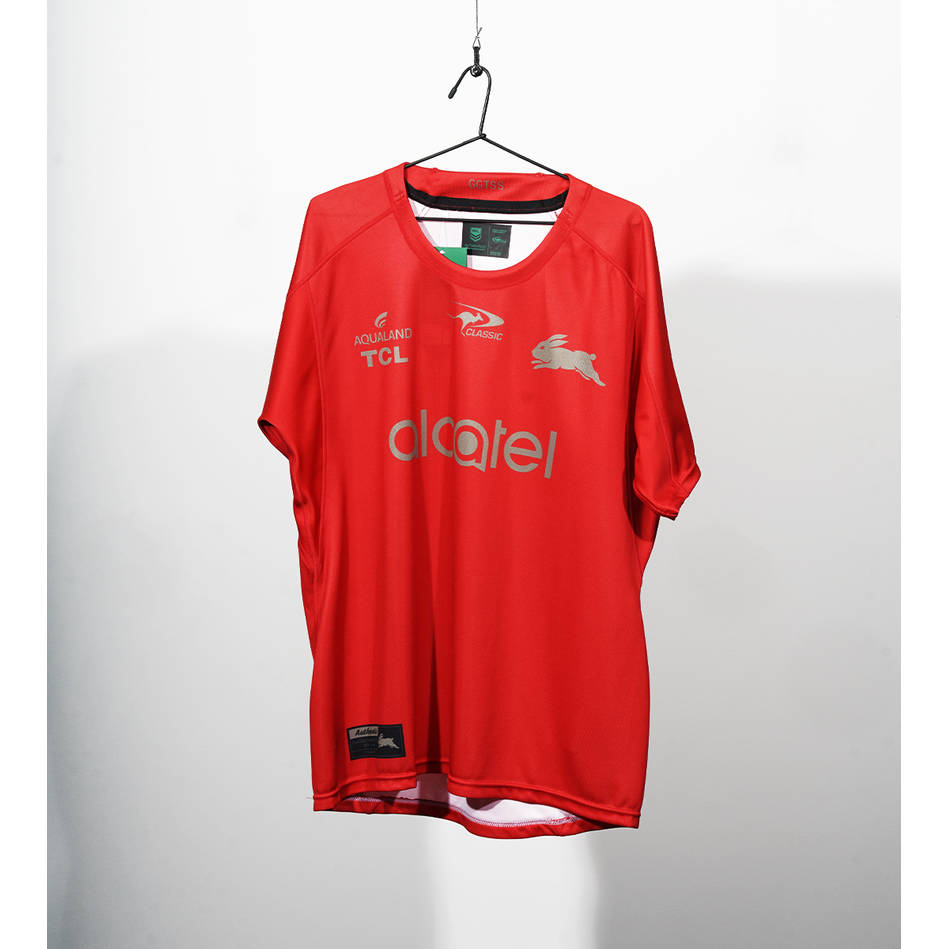 2021 Red Training Jersey0