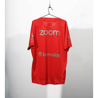 2021 Red Training Jersey1