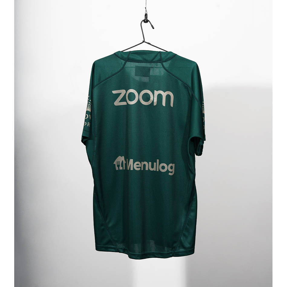 2021 Green Training Jersey2