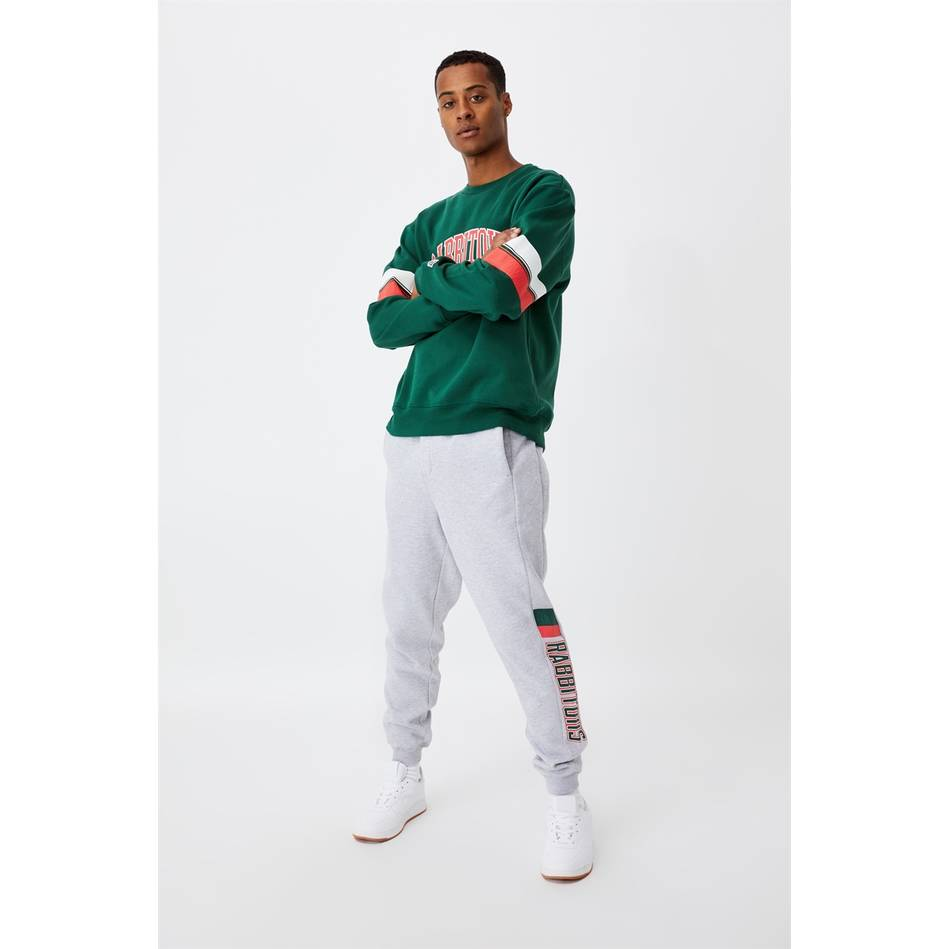 Mens Colour Block Track Pants1