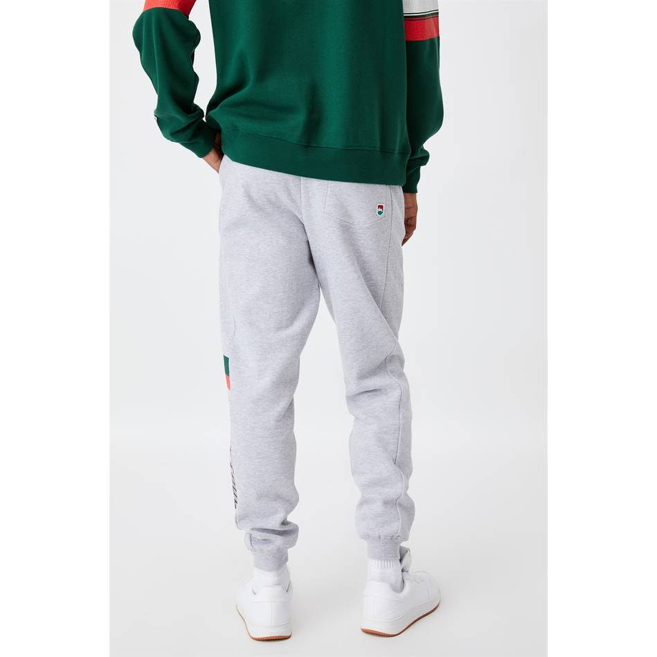 Mens Colour Block Track Pants2