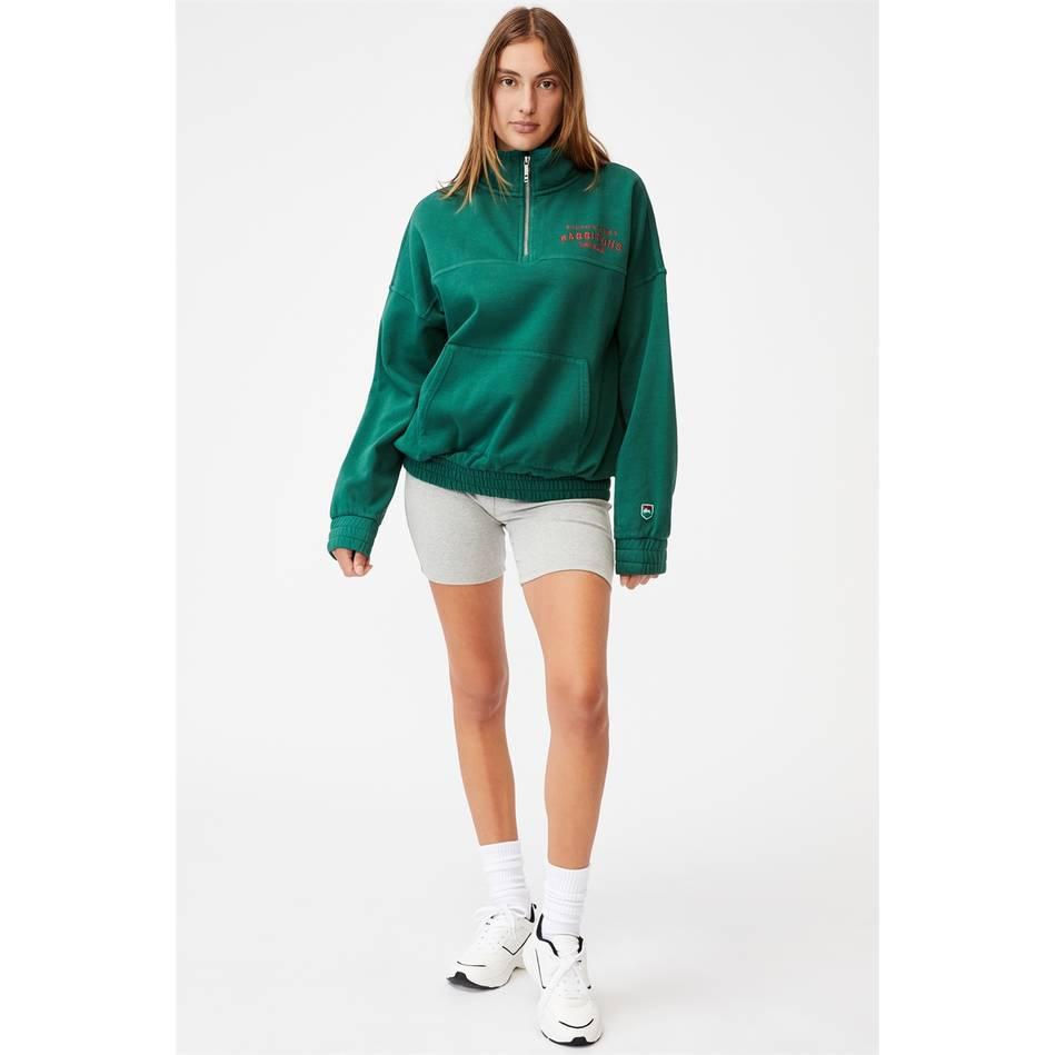 Womens Fleece 1/4 Zip1