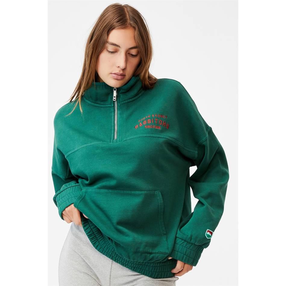 Womens Fleece 1/4 Zip0