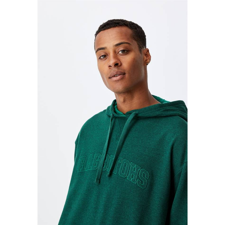 Mens Embroidered Hoodie1