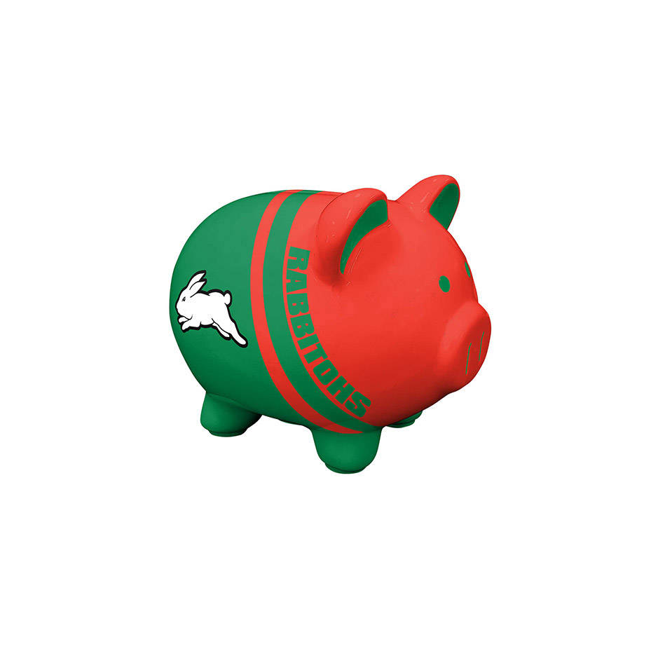Rabbitohs Piggy Bank0