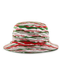 47 Brand Camo Bucket Hat1