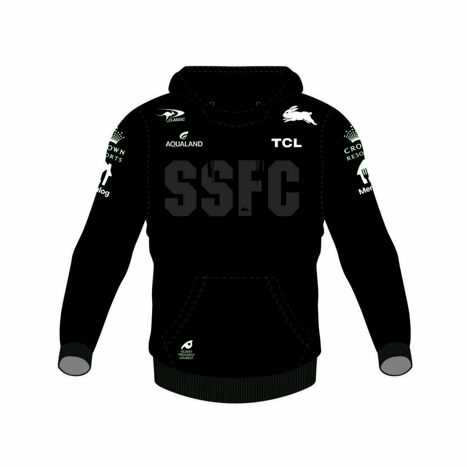 2021 Youth Black Pullover0