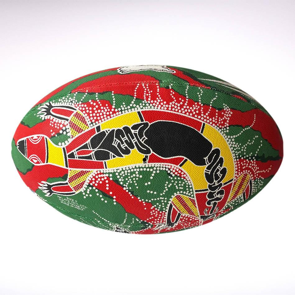 2021 Indigenous Artwork Footy1