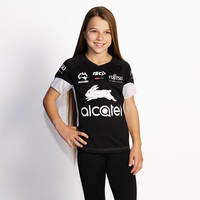 2017 Kids Black Training T-shirt0