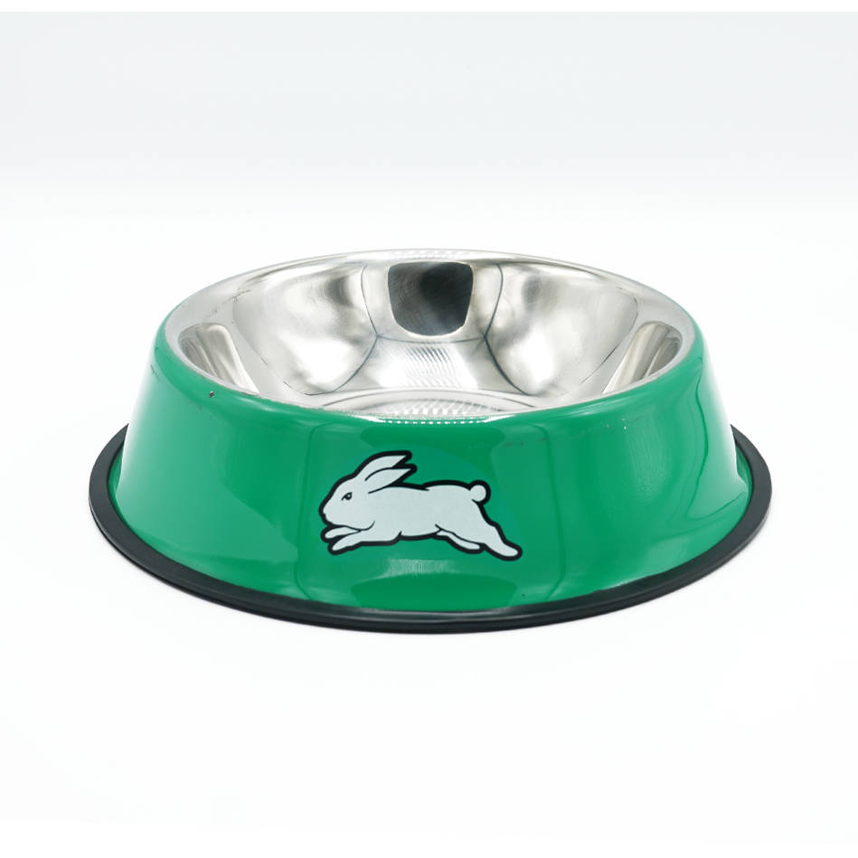 mainRabbitohs Large Pet Bowl 22cm0