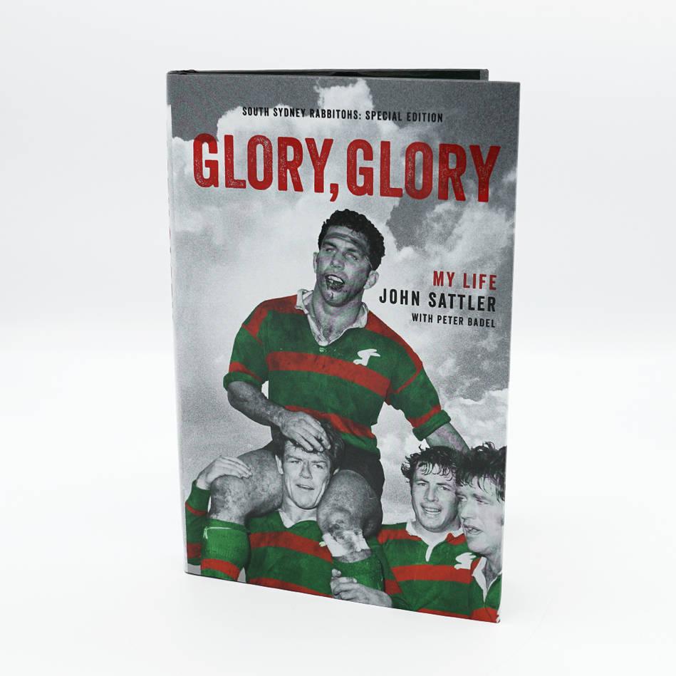 mainGlory Glory - My Life by John Sattler0