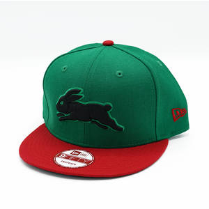 New Era Green Black Bunny Snapback