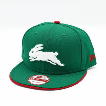 New Era Green Trimmed Snapback