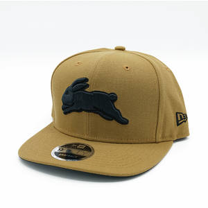 New Era Tanned Snapback