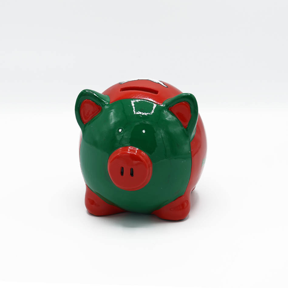 mainRabbitohs Piggy Bank0