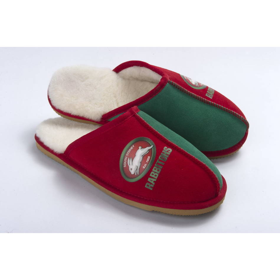 mainRabbitohs Team Ugg Slippers0