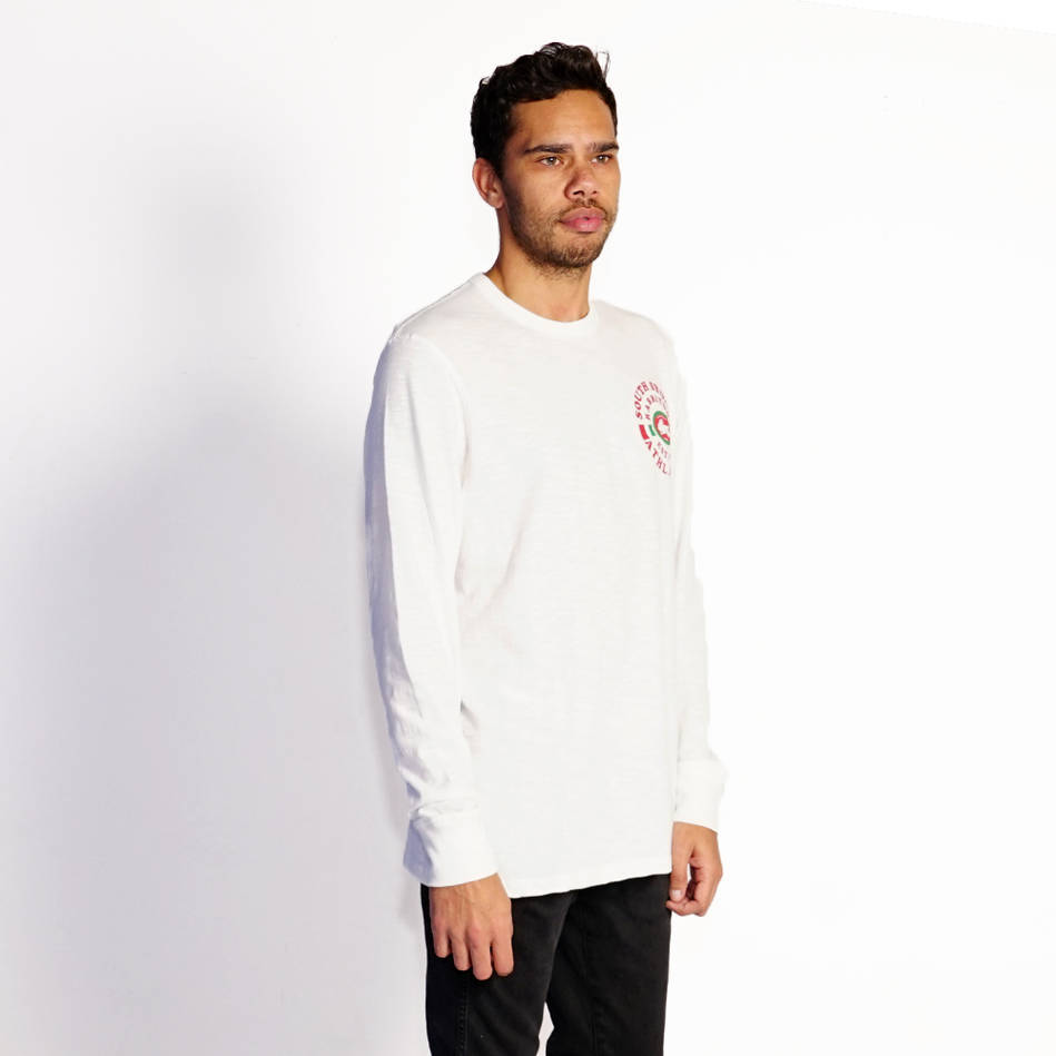 mainMens 47 White Longsleeved T-shirt2