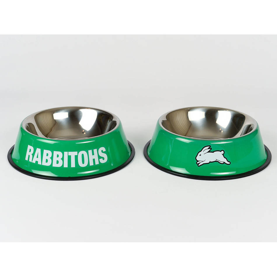 Rabbitohs Small Pet Bowl 15cm0