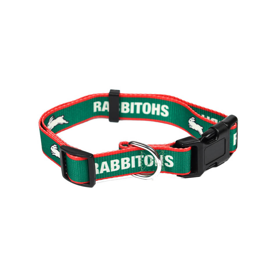 mainRabbitohs Medium Pet Collar (37-57cm)0
