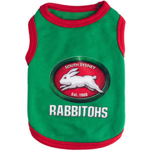 Rabbitohs Pet T-shirt (XL)
