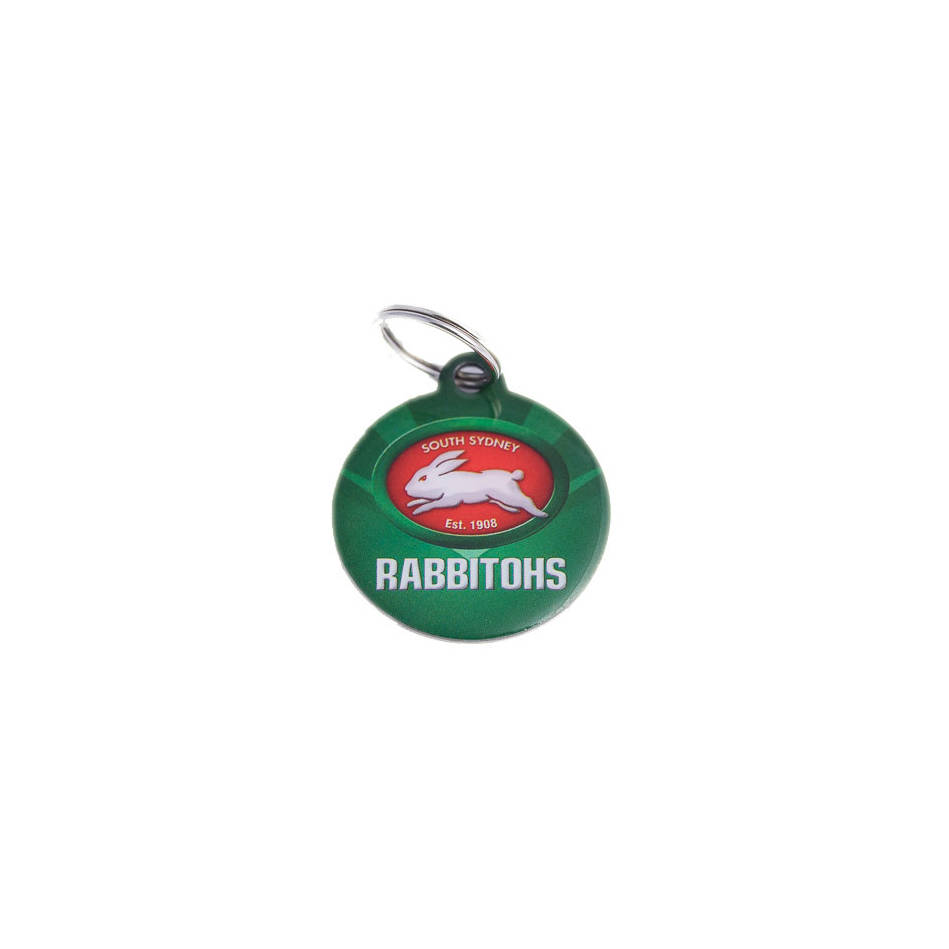 mainRabbitohs Pet ID Tag0