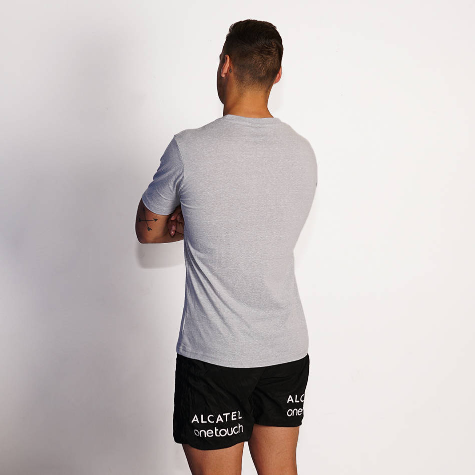 mainMens Grey Classic T-shirt1