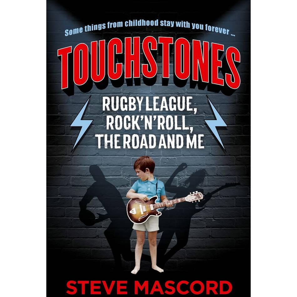 Touchstones by Steve Mascord0
