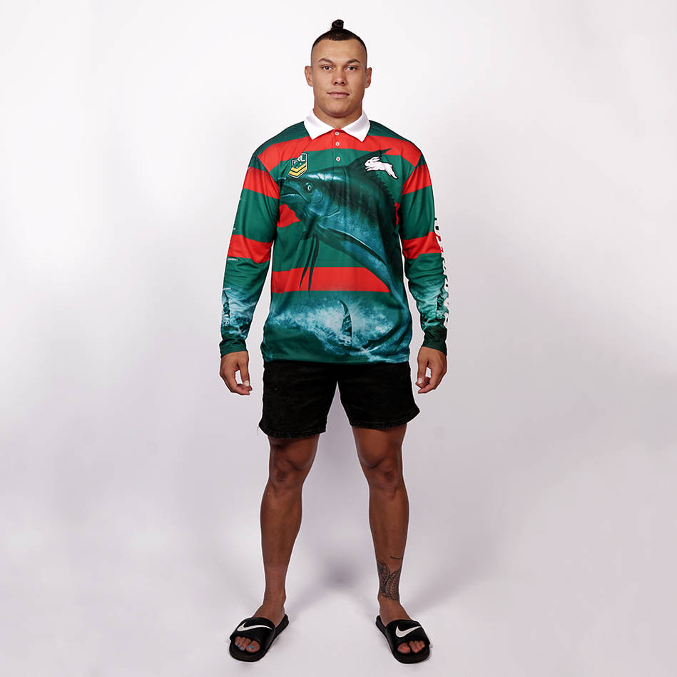 mainRabbitohs Fishing T-shirt3