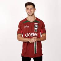 2018 Mens Red Training T-shirt0