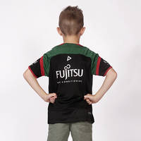 2018 Youth Black Training T-shirt1