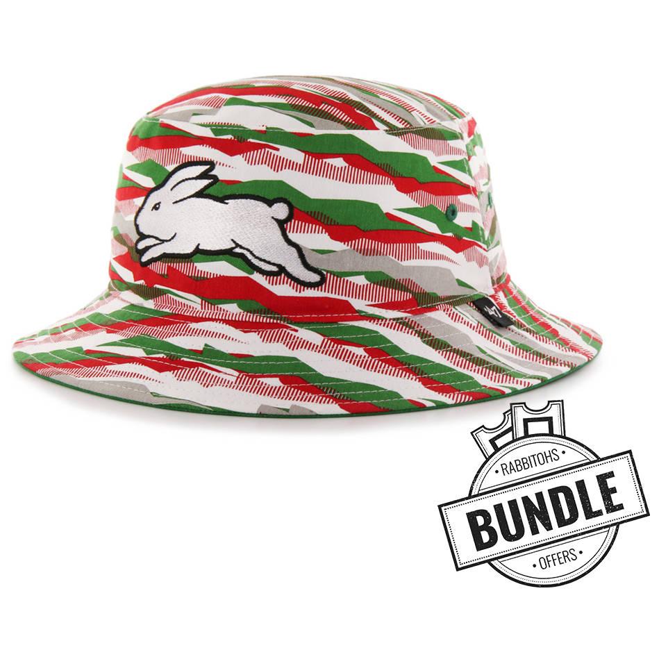 mainCamo Bucket Hat & Ticket Bundle0