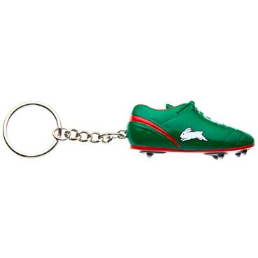 Rabbitohs Boot Keyring